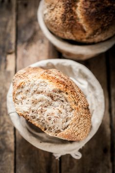 Tartine sesamee bread