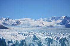 El Calafate, provincia de Santa Cruz, Argentina | Mar 2016  Glaciar Perito Moreno