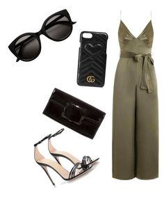 """""""Untitled #241"""" by petranaulicna on Polyvore featuring Zimmermann and Gucci"""