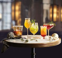 With a few special touches, a cocktail party becomes the ultimate festive holiday occasion. We have everything you need to make spirits bright: handcrafted drink recipes, expert mixology tips and s...