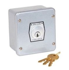 1KX Key Switch by n/a. $69.99. 1KX Key Switch for Commercial Garage Door Applications with Open and Close Operations.