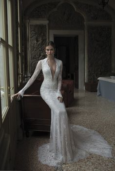 Vestidos de noiva Berta Bridal Agda Paula