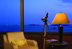 The Ritz-Carlton New York Battery Park - Featuring stunning views over NY Harbor, Ellis Island, and the Statue of Liberty, The Ritz-Carlton New York, Battery Park offers a superlative city experience.