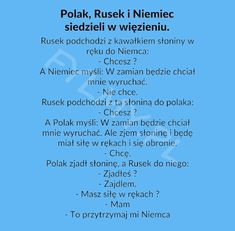 Polak Rusek i Niemiec - Fylmy    #humor #dowcipy #kawały #mem #mems #memy #czarnyhumor #heheszki #śmiech #zabawne #suchary #beka #zabawa #suchar #polska #śmieszne #żarty #smiech #polskiememy Fails, The Cure, Funny Memes, Lol, Funny Stuff, Army, Historia, Funny Things, Gi Joe