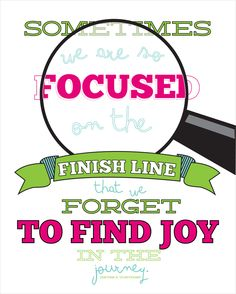 Freebies - digital prints. lds quote: enjoy the journey