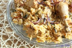 Cook like Priya: Chicken Biriyani | Easy Chicken Biryani (with yoghurt) ~ Amma's Recipe