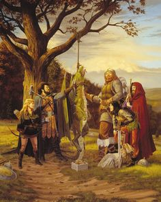 Dragonslayers and Proud of it! by Larry Elmore