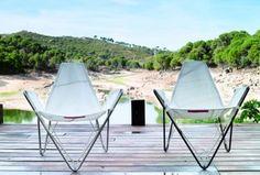Silla TRIMMER de DVelas, diseñado por Enrique Kahle - Tendenza Store