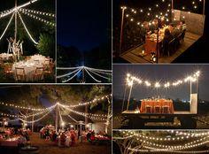 Alquiler de Luces para Eventos | Alquiler Muebles Eventos