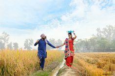 Photo Poses For Couples, Couple Posing, Cute Couples, Couple Photos, Pre Wedding Photoshoot, Wedding Shoot, Love You Gif, Punjabi Couple, Professional Photographer