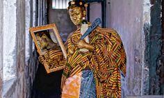 Bernard Akoi-Jackson, Untitled (Goldman) (image courtesy the artist) Broad Art Museum, African Furniture, Material World, Magic Realism, African Artists, African Diaspora, Black Artists, West Africa, Contemporary Artists