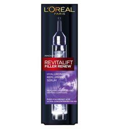 Hyaluronic element of this is the bit that matters.  Revitalift Filler Renew Hyaluronic Replumping Serum - Boots
