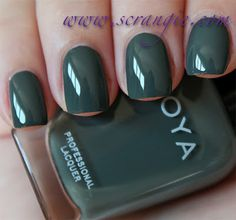 I CANT WAIT!!! i've been dying for this color, I was so sad I missed it during limited editions!     Scrangie: Zoya Designer Collection Fall 2012 Swatches and Review - Zoya Nail Polish in Evvie