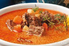 Mustáros marhahúsleves - Vidék Íze