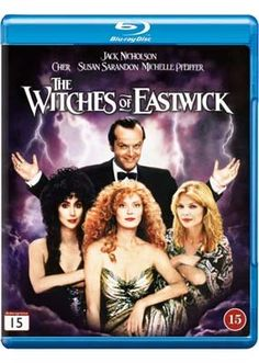 'The Witches of Eastwick' Jack Nicholson, Cher, Susan Sarandon, Michelle Pfeiffer Michelle Pfeiffer, Jack Nicholson, 80s Movies, Great Movies, Movies To Watch, Imdb Movies, Susan Sarandon, Streaming Hd, Streaming Movies