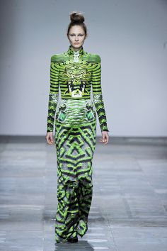 Mary Katrantzou - Look 12