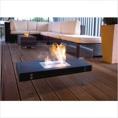 Bio Ethanol Fireplaces by Buschbeck - Eco Friendly Flames