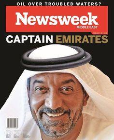 Sheikh Ahmed bin Saeed bin Maktoum Al Maktoum, 01/2016. Vía: Government of Dubai Media Office