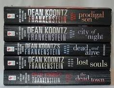 dean koontz- Frankenstein series