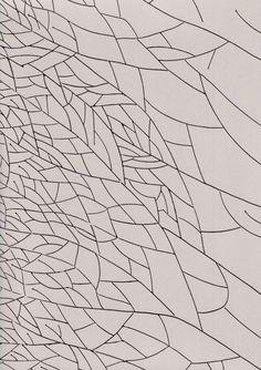 Erik Bruunin Linneus-tapetti (64613) vuodelta 1958 | Linneus wallpaper (64613) by Erik Bruun, designed in 1958 | Designer Wallpaper, Pattern Paper, Designer Collection, Print Patterns, Illustration, Artist, Wallpapers, Closet, Armoire