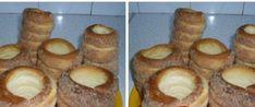Fantastický trdelník i bez speciální formy s geniální chutí recept | iRecept.cz Bbq, Dessert Recipes, Desserts, French Toast, Muffin, Nutella, Cookies, Baking, Breakfast