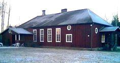 Kutila house - close by old viking age burial place Pelto-Kutila