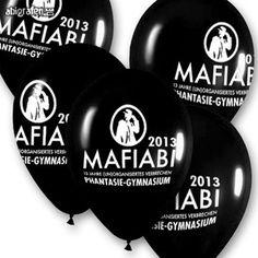 Abigrafen.de - #Luftballons #Abiball