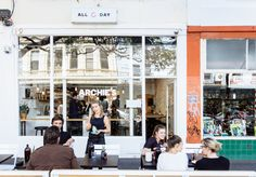 Archie's All Day | Cafe | Fitzroy | Broadsheet Melbourne - Broadsheet