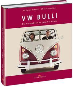 VW Bulli - Die Prospekte von 1950 bis heute