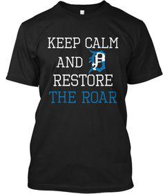Detroit Lions Restore the Roar Detroit Sports ae0990734