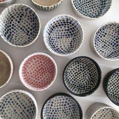 Matcha bowls, made as custom order by #pollipots, homepage eeli.dk