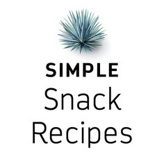 The trusted leader in natural sweeteners, dedicated to providing healthier alternatives to highly processed, refined sugars artificial sweeteners Easy Snacks, Yummy Snacks, Snack Recipes, Cocktail Recipes, Cocktails, Coconut Sugar, Healthy Alternatives, Simple, Natural
