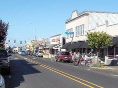 Long Beach, Washington - Cottage Bakery