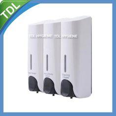 3 in 1 Hotel Shampoo Dispenser(1200ml) $7~$9