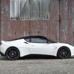 2016 Lotus Evora S Sports Racer White