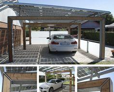 Bluetop Solar Carport C1 (Europe)