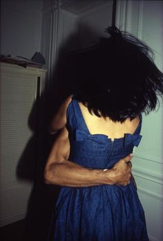 My favorite picture of a couple. So passionate and tender at the same time. The Hug, NYC 1980 Photography Nan Goldin