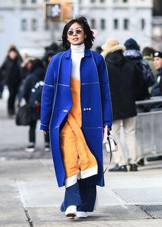 NYFW Street Style Fall 2017   StyleCaster