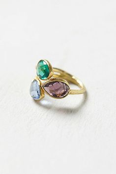 Corsica Gem Ring from Anthropologie - $78.00