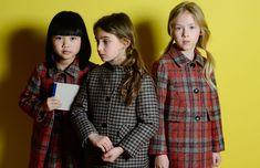 Bonpoint : quatre styles et un hiver   MilK