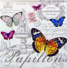 Imprimolandia: mariposas