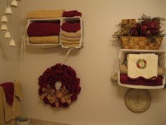 Christmas bathroom Christmas Bathroom, Christmas Holidays, Winter, Christmas Vacation, Winter Time, Winter Fashion