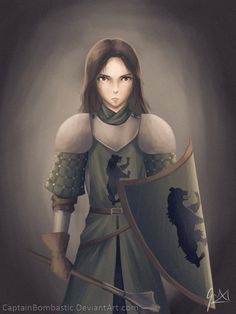 """""""dacey mormont - game of thrones (asoiaf)"""" 