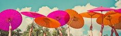 paper wedding parasols | ... parasols? | Weddings, Style and Decor | Wedding Forums | WeddingWire