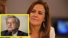 Los seguidores de AMLO, son personas de escasos recursos, sin estudios y con mucho resentimiento social, arremetió Margarita Zavala
