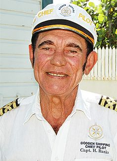 """From cayCompass.com :: Banks collects honours after years of sailing the world.  """"The island of Grand Cayman, without Capt. Harold Banks, would be like the Caribbean without a north-east wind and sunshine.""""  We could not agree more!"""