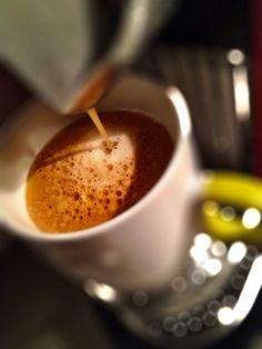 Guten Morgen…warm und windig aber viel wichtiger ist…es ist Freitag…darauf einen #Arpeggio #Kaffee von @Nespresso