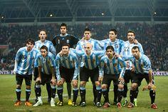 Argentine Football Team