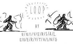 iPad apps. loop hand drawn animations