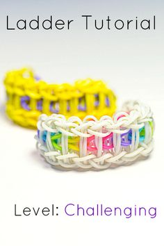 How to Make a Ladder Bracelet